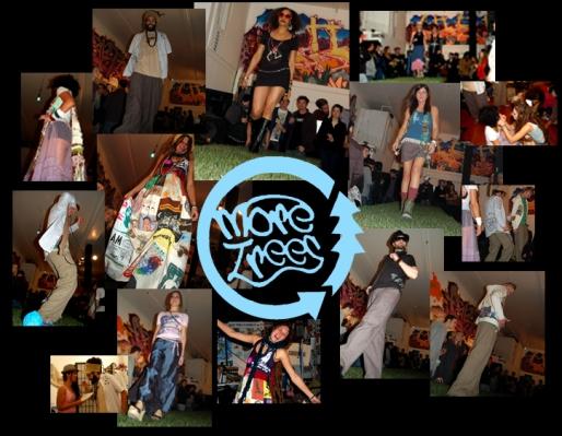 moretrees clothing company, moretrees, eco fashion, runway show san francisco, ecofashion west coast