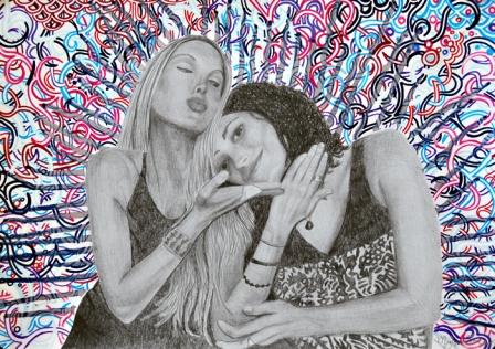Soul Sisters 1 by Meghan Oona Clifford web