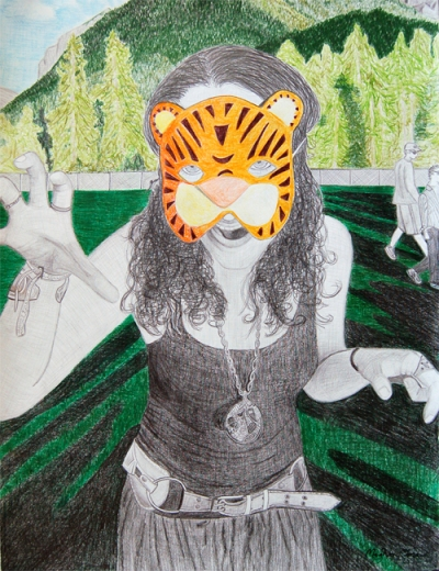 Ocelot by Meghan Oona Clifford web