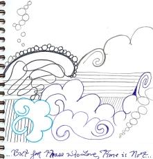 doodle by meghan oona clifford