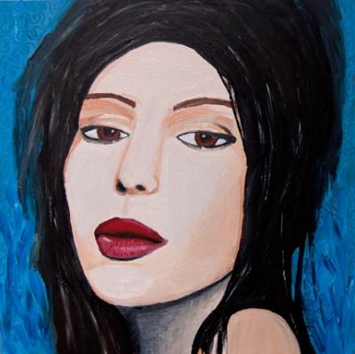 Kat by Meghan Oona Clifford