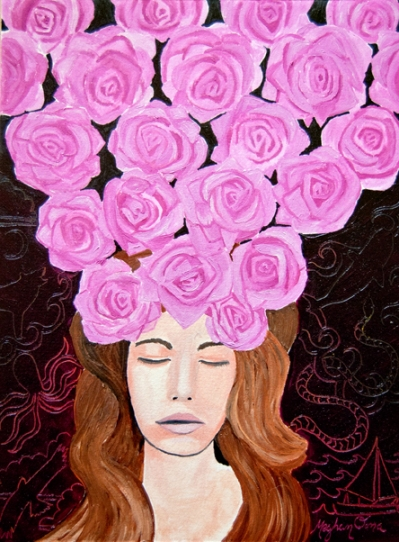 Somnium by Meghan Oona Clifford