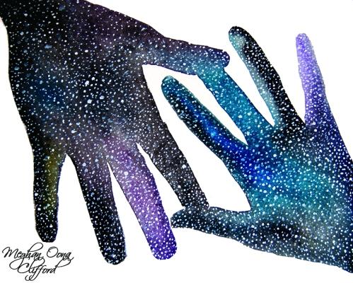 Cosmosis by Meghan Oona Clifford