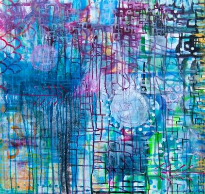 Orphic Seasons by Meghan Oona Clifford