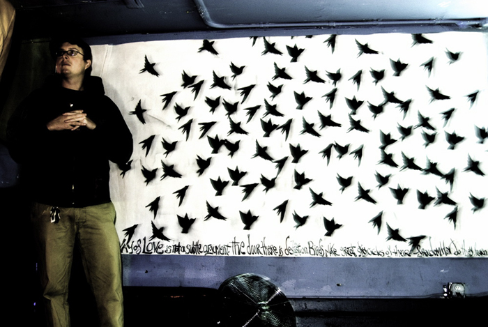 bird mural san francisco, meghan oona clifford