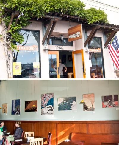 elevation 66, art show elevation 66, meghan oona clifford art, san francisco modern artists, urban contemporary san francisco art