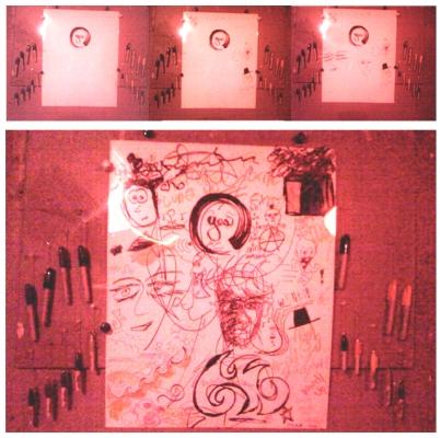 art installation san francisco, interactive art installation san francisco, west coast artists, meghan oona clifford art