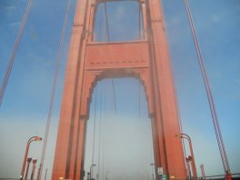 sf, golden gate bridge, sfai