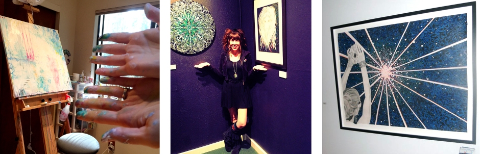 meghan oona clifford art shows