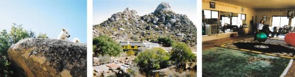 spiritual sabbatical in the desert