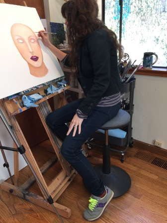 art studio practice, art studio practice tips, art studio practice workshop, art workshop, how to be creative, megan oona, megan oona clifford, megan oona clifford art, meghan oona, meghan oona clifford art, online art workshops, online creativity class